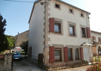 Sale House 5 rooms 100m² FOUGEROLLES - photo