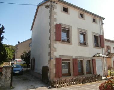 Vente Maison 5 pièces 100m² FOUGEROLLES - photo