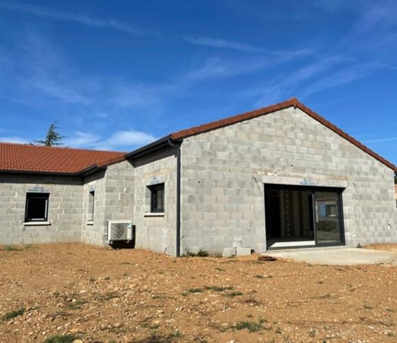 Vente Maison 4 pièces 108m² Romans-sur-Isère (26100) - photo