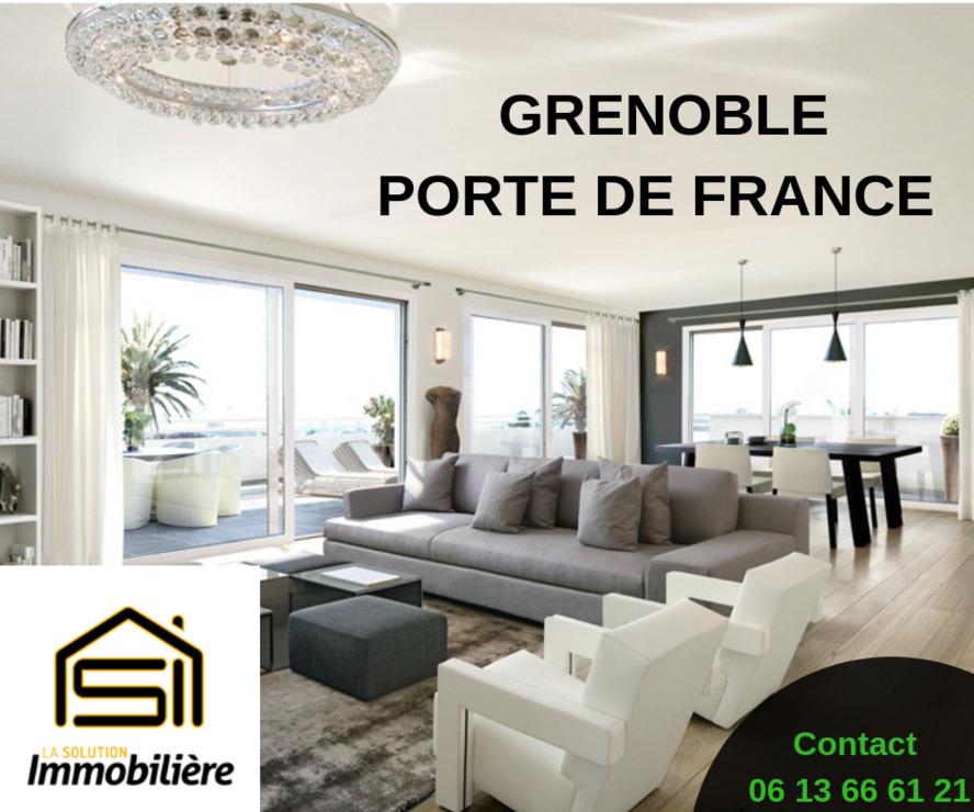 Sale Apartment 3 rooms 75m² Grenoble (38000) - photo