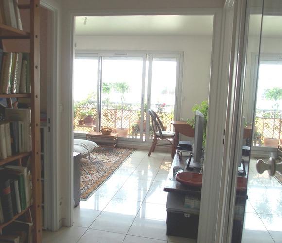 Vente Appartement 2 pièces 42m² Paris 19 (75019) - photo