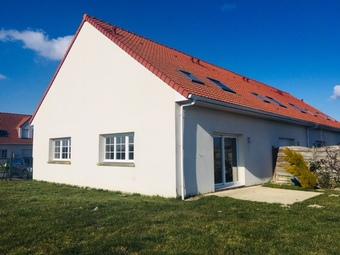 Location Maison 5 pièces 85m² Saint-Folquin (62370) - photo