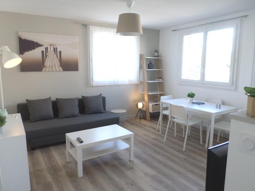Location Appartement 3 pièces 56m² Grenoble (38100) - photo