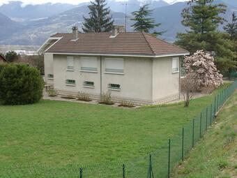 Location Maison 4 pièces 99m² Bernin (38190) - photo