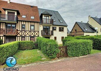 Vente Appartement 2 pièces 30m² Cabourg (14390) - Photo 1