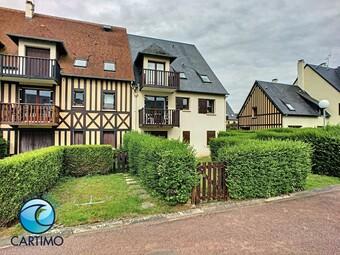 Vente Appartement 2 pièces 30m² Cabourg (14390) - photo