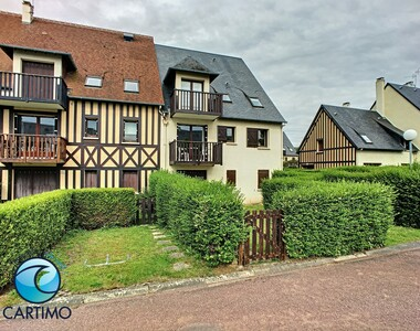 Vente Appartement 2 pièces 30m² Cabourg (14390) - photo