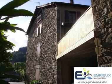 Sale House 5 rooms 190m² PROCHE ST MARTIN DE VALAMAS - photo
