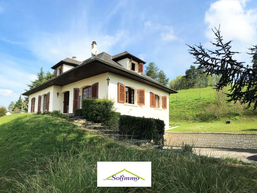 Vente Maison 7 pièces 160m² Saint-Genix-sur-Guiers (73240) - photo