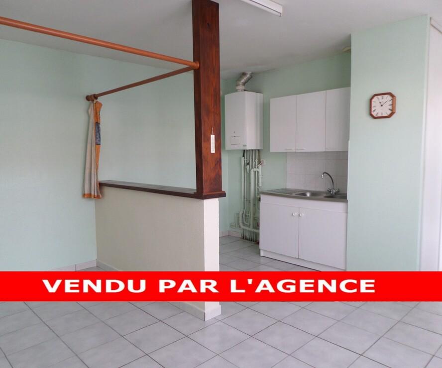 Vente Appartement 1 pièce 26m² Olonne-sur-Mer (85340) - photo