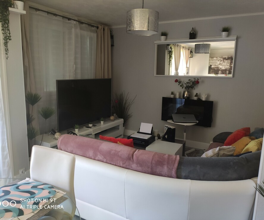 Vente Appartement 3 pièces 69m² Bonsecours (76240) - photo