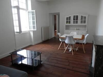 Location Appartement 3 pièces 73m² Dax (40100) - photo