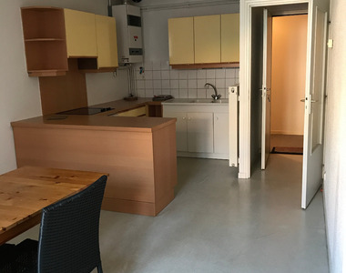 Renting Apartment 2 rooms 37m² Luxeuil-les-Bains (70300) - photo