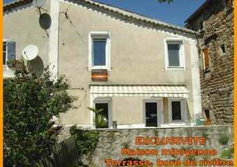 Sale House 3 rooms 70m² Chassiers (07110) - photo