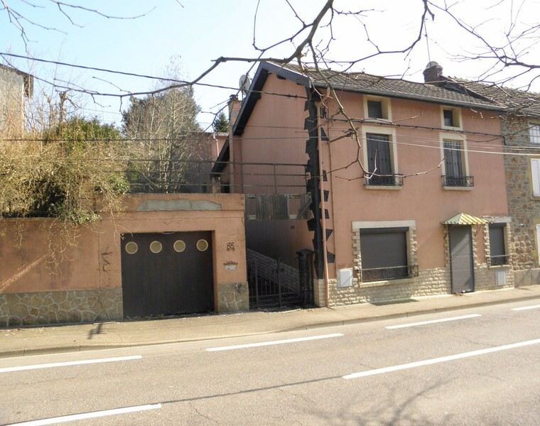 Vente Maison 70m² Bourg-de-Thizy (69240) - photo