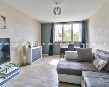 Vente Appartement 3 pièces 60m² Villeurbanne (69100) - photo