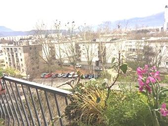 Vente Appartement 4 pièces 65m² Saint-Martin-d'Hères (38400) - photo