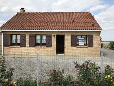 Vente Maison 5 pièces 70m² Saint-Folquin (62370) - photo