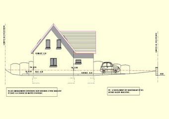 Vente Maison 6 pièces 90m² FROIDETERRE - photo