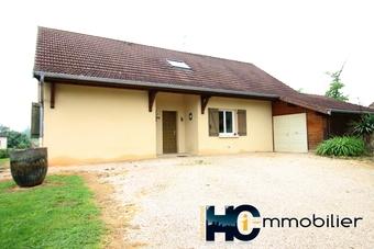 Vente Maison 4 pièces 140m² Loisy (71290) - photo