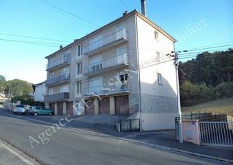 Vente Appartement 4 pièces 84m² Brive-la-Gaillarde (19100) - photo
