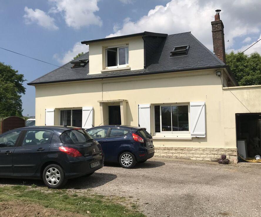 Vente Maison 5 pièces 94m² La Remuée (76430) - photo