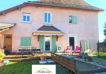 Vente Maison 5 pièces 90m² La Bâtie-Montgascon (38110) - photo
