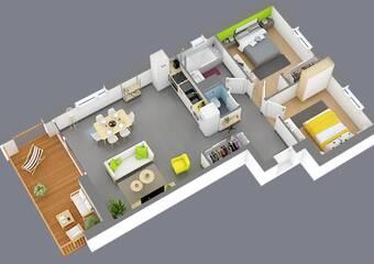 Vente Appartement 3 pièces 60m² Boëge (74420) - Photo 1