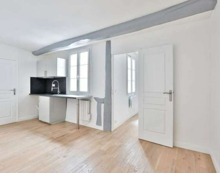 Vente Appartement 2 pièces 28m² Paris 06 (75006) - photo