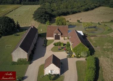 Vente Maison 7 pièces 280m² Gien (45500) - photo