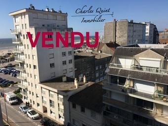 Sale Apartment 1 room 23m² Le Touquet-Paris-Plage (62520) - photo