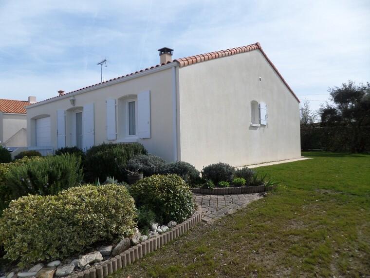 Vente Maison 3 pièces 68m² Olonne-sur-Mer (85340) - photo