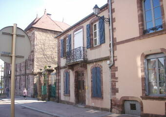 Renting Apartment 2 rooms 40m² Luxeuil-les-Bains (70300) - Photo 1