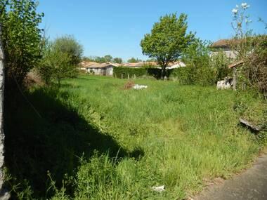 Vente Terrain 1 280m² Azay-sur-Thouet (79130) - photo