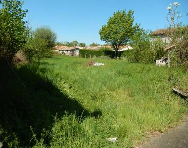 Vente Terrain 1 280m² Azay-sur-Thouet (79130) - photo