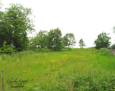 Vente Terrain 1 405m² Wailly-Beaucamp (62170) - photo