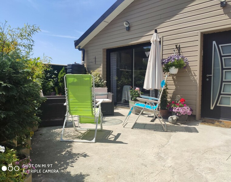 Vente Maison 3 pièces 110m² Bosc-le-Hard (76850) - photo