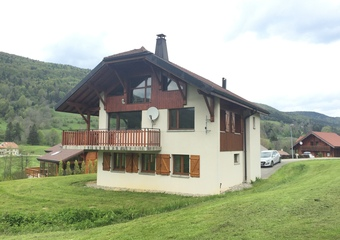 Vente Maison 5 pièces 131m² Lélex (01410) - photo
