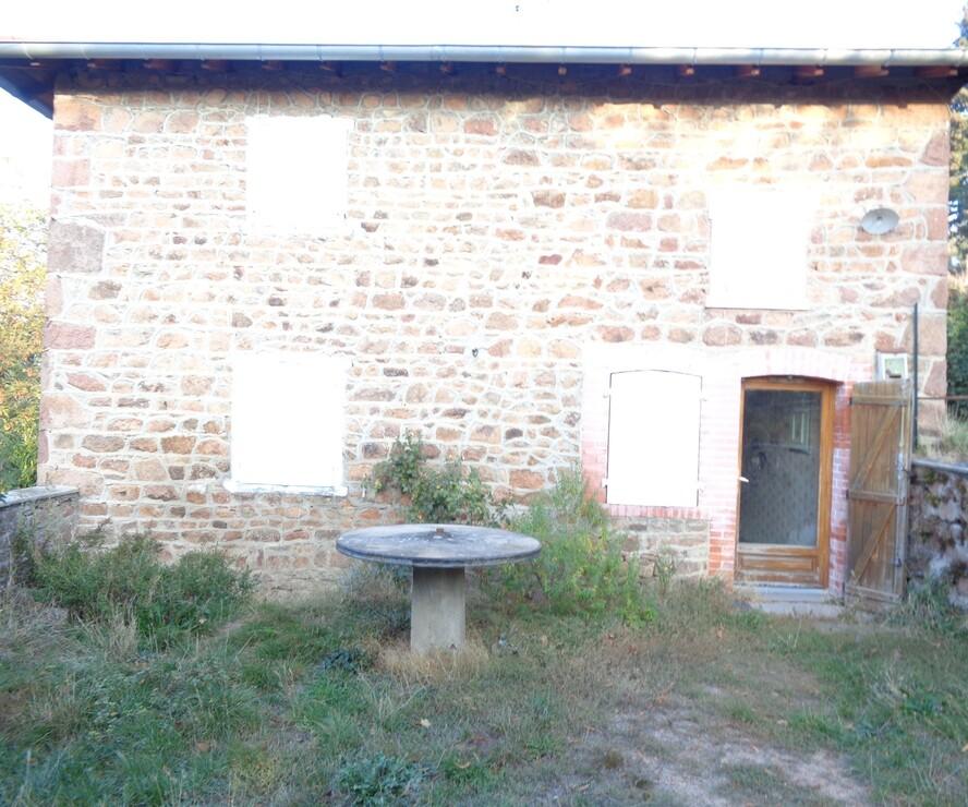 Vente Maison 5 pièces 80m² Mardore (69240) - photo