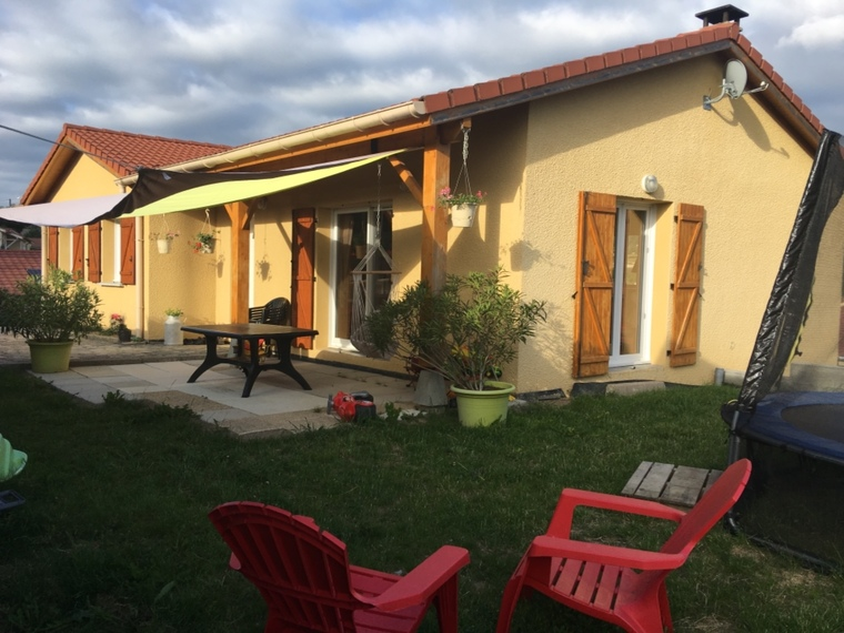 Vente Maison 6 pièces 113m² Amplepuis (69550) - photo