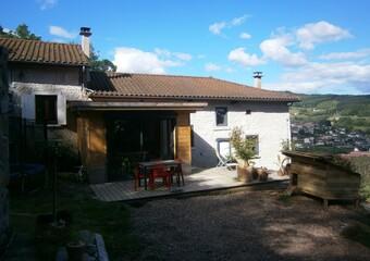 Vente Maison 5 pièces 100m² Cours-la-Ville (69470) - Photo 1
