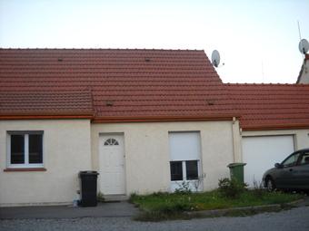 Location Maison 4 pièces 120m² Tergnier (02700) - photo
