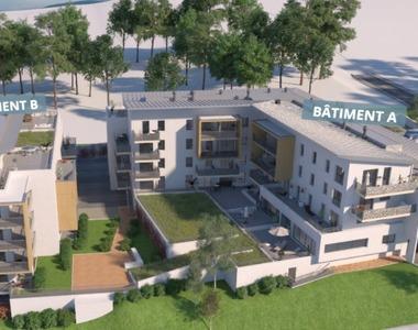 Vente Appartement 3 pièces 59m² Évian-les-Bains (74500) - photo