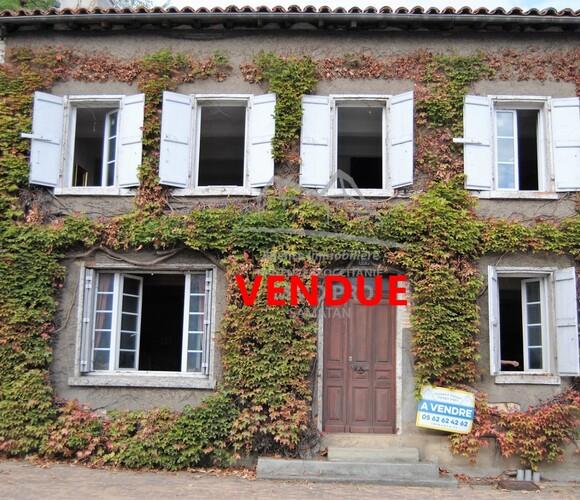 Vente Maison 4 pièces 130m² SECTEUR SAMATAN-LOMBEZ - photo