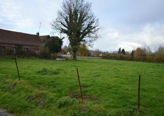 Vente Terrain 1 100m² Saulchoy (62870) - photo