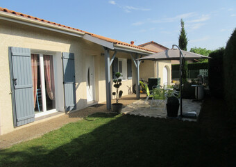 Location Maison 4 pièces 92m² Saint-Bonnet-de-Mure (69720) - photo