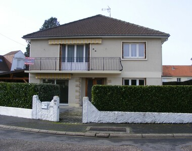 Vente Maison 5 pièces 115m² Bellerive-sur-Allier (03700) - photo