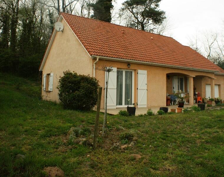 Vente Maison 3 pièces 80m² La Clayette (71800) - photo
