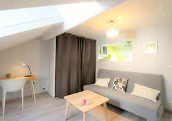 Location Appartement 22m² Grenoble (38000) - photo