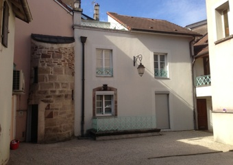 Renting Apartment 33m² Luxeuil-les-Bains (70300) - photo
